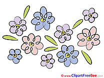 Flowering Pics Flowers free Cliparts