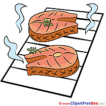 BBQ download printable Illustrations
