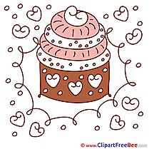 Cake Clipart Birthday free Images