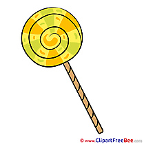 Candy Clipart free Illustrations