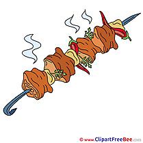 Kebab free Illustration download