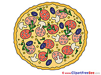 Pics Pizza download Illustration