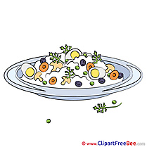 Salad Clipart free Image download