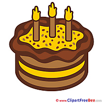 Tart Cake free Illustration Birthday