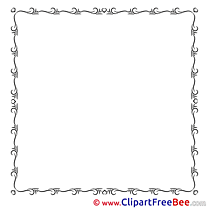 Decoration Clipart Frames free Images