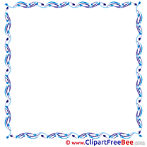 Stars Cliparts Frames for free