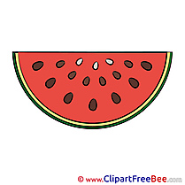 Watermelon Pics download Illustration