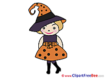 Costume Witch Halloween free Images download