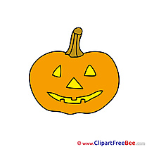 Drawing Pumpkin download Clipart Halloween Cliparts