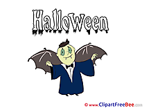 Wings Drakula Clipart Halloween free Images