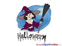 Wizard Broom Halloween free Images download