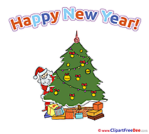 Christmas Eve download Clipart New Year Cliparts