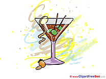 Cocktail download Clipart New Year Cliparts