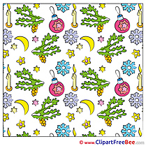 Decoration download Clipart New Year Cliparts
