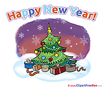 Eve Card New Year download Illustration