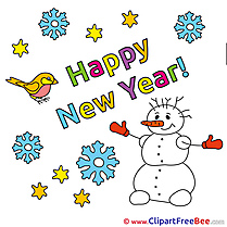 Merry Christmas free Illustration New Year