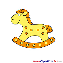 For Children Wooden download Clipart Horse Cliparts