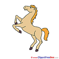 On Legs download Clipart Horse Cliparts