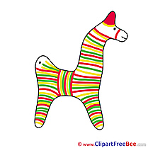 Toy printable Horse Images