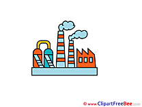 Pipes Smoke Plant Clipart free Image download