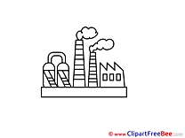 Refinery Images download free Cliparts