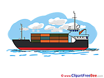 Ship Pics download Illustration