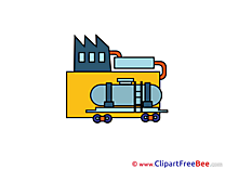 Tank Cistern free printable Cliparts and Images