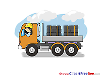 Truck free Cliparts for download