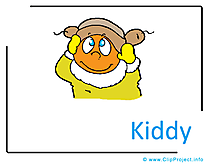 Kiddy Clipart Image free - Kindergarten Clipart Images for free