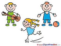 Recess Children Pics Kindergarten free Image
