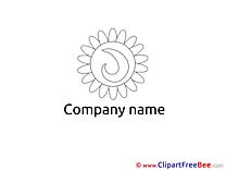 Coloring Company free Illustration Logo
