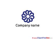 Purple Pics Logo free Image