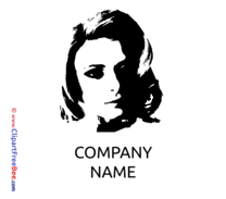 Woman Logo download Illustration