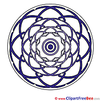 Cosmos Pics Mandala free Image