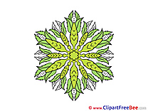 Free Cliparts Mandala
