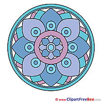 Pic Mandala Illustration