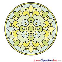 Religion Clipart Mandala free Images