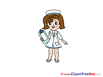 Girl Doctor Images download free Cliparts
