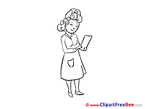 Image Nurse Clipart free Illustrations