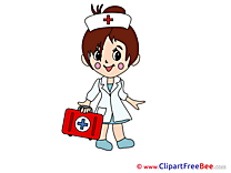 Medical Kit Nurse Pics free Illustration