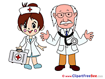 Professor Nurse Medical Kit Images download free Cliparts