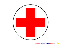 Red Cross Medicine Clip Art download for free
