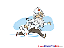 Running Doctor printable Images for download