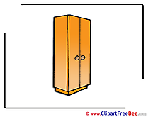 Cupboard Clip Art download for free