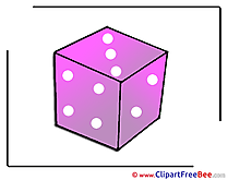 Dice Clipart free Illustrations