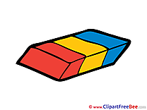 Eraser Clipart free Illustrations
