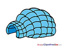 Igloo Pics download Illustration