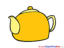Kettle download printable Illustrations