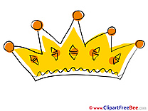 King's Crown Clipart free Image download