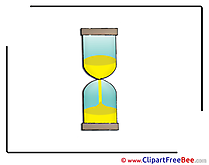 Sandglass Clipart free Illustrations